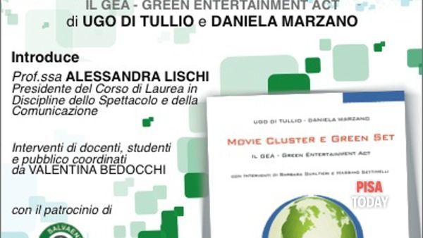 Presentazione del libro 'Movie Cluster e Green Set'
