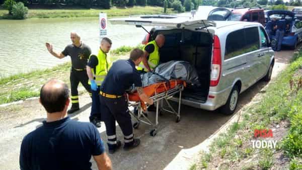 cadavere Lungarno Guadalongo Pisa 14 giugno 2018 1-3