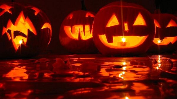 Halloween in Fattoria