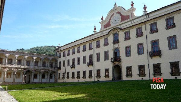 Teatro in Certosa a Calci: l'Azione del silenzio