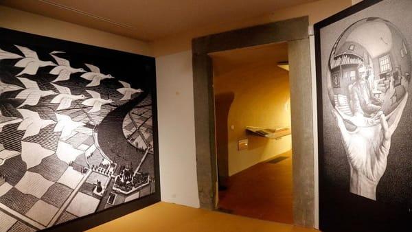 La grandi mostre di Palazzo Blu 'aperte' on line