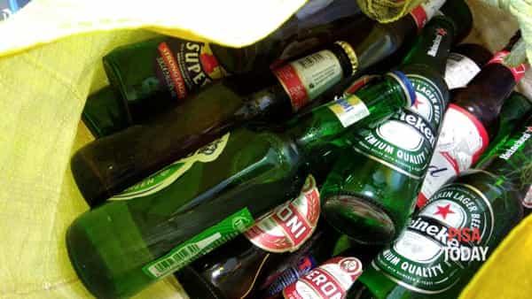 birre sacchi commercio abusivo vendita piazza