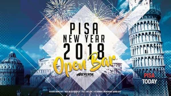 'Pisa New Year 2018'