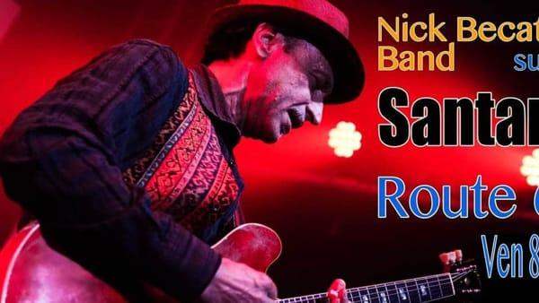 La musica di Santana e dei Queen alla Route 66 di Asciano