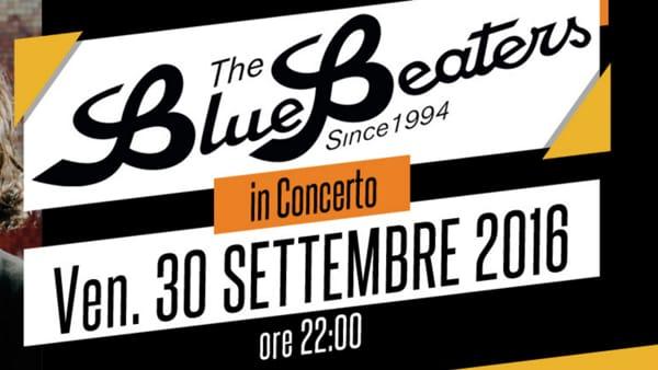 The Bluebeaters in concerto al Deposito Pontecorvo