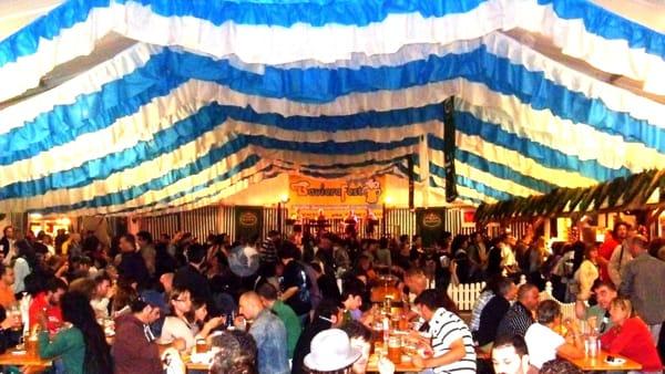 Bavierafest a Pontedera