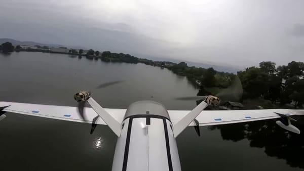 Il futuro dell'aviazione nel video dell'Università di Pisa per 'Raccontare la ricerca'