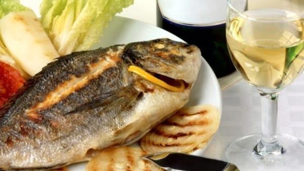 Sagra del pesce a Bientina