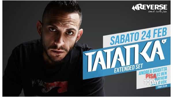 Tatanka al Reverse