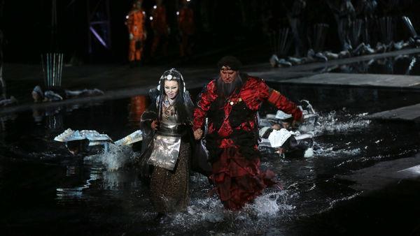 """""""Aida"""" di Giuseppe Verdi in proiezione all'Odeon"""