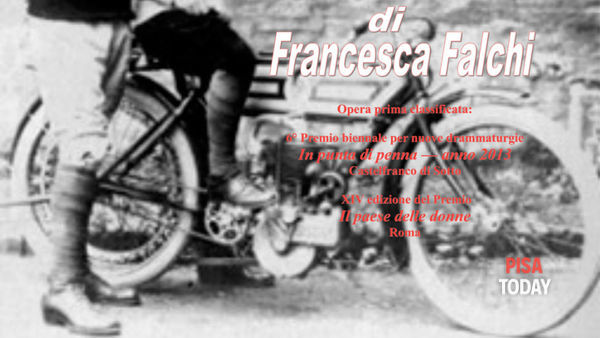 'Vettorina nella città dei pezzi di ricambio' di Francesca Falchi