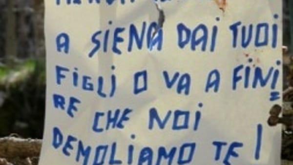 Minacce Andrea Gennai 3-2