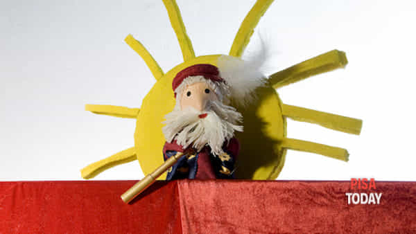'Galilei a lume di luna e stelle': spettacolo di teatro-ragazzi