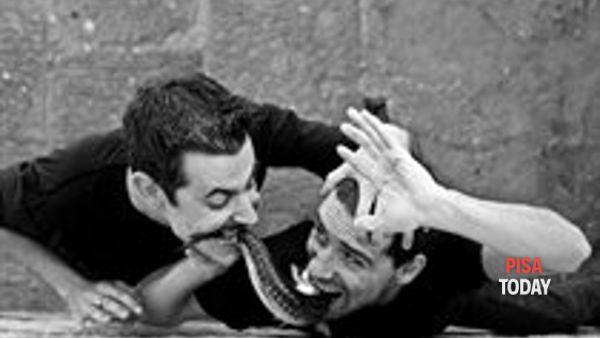 """""""Marinati 43"""" di e con I Gatti Mezzi e Andrea Kaemmerle"""