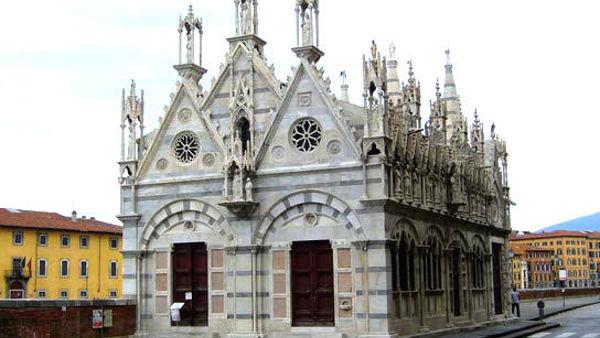 Mostra su Giuseppe Viviani alla Chiesa della Spina