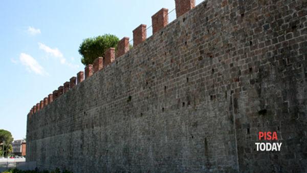 Torna la camminata non competitiva sulle Mura di Pisa