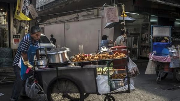 Mostra fotografica 'Street Food'