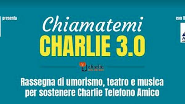 Spettacolo della Fondazione Charlie Onlus a Pontedera