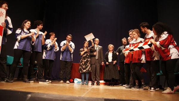Finale del Torneo Match di improvvisazione teatrale