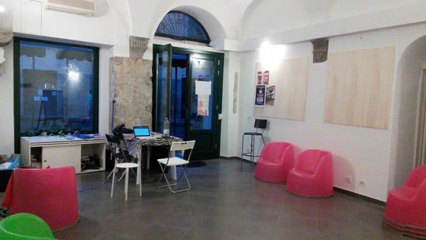 Live Painting e musica allo Spaziobono19