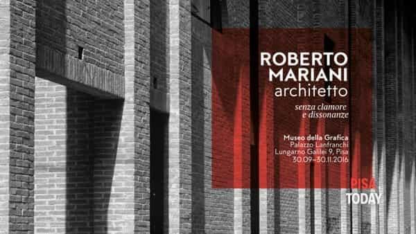 Mostra di architettura: Roberto Mariani architetto