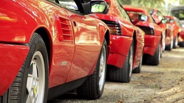 Ferrari Day a Cascina