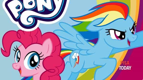 I My Little Pony a Pontedera