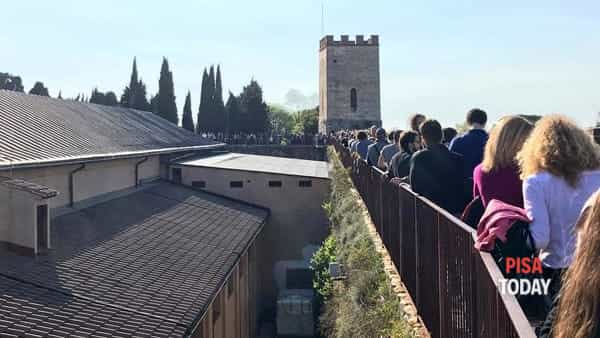 Passeggiata sulle Mura alla ricerca del benessere