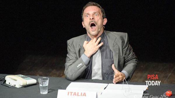 A Pisa l'Italia s'è desta - spettacolo di Ciro Masella