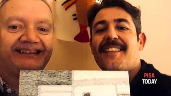 'Bepi' per la prima del teatro 'Garbato' a Molina di Quosa