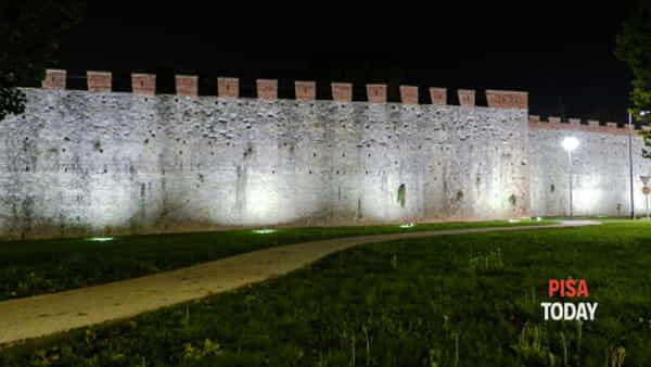 Trekking urbano a Pisa per M'illumino di meno