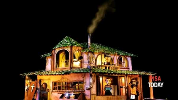 Halloween a teatro con The House