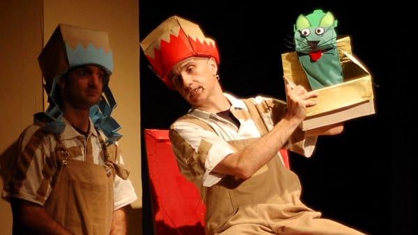 'Il Gatto con gli Stivali' al Teatro Comunale di Santa Maria a Monte