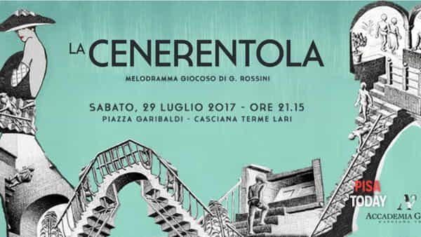 'La Cenerentola' di Gioachino Rossini