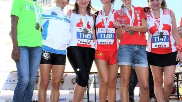 Ritiro Trofeo Titolo Femminile-2
