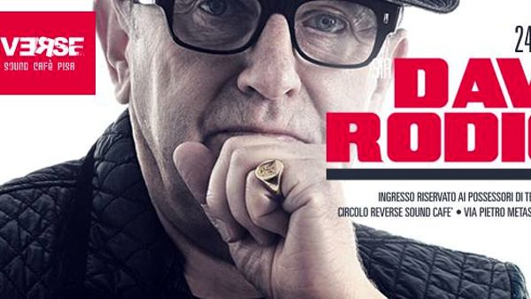 David Rodigan in concerto al Reverse Sound Café