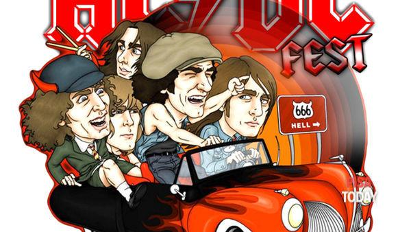 AC/DC Fest al Sunset Strip