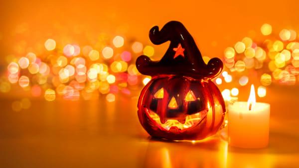 Big Halloween party