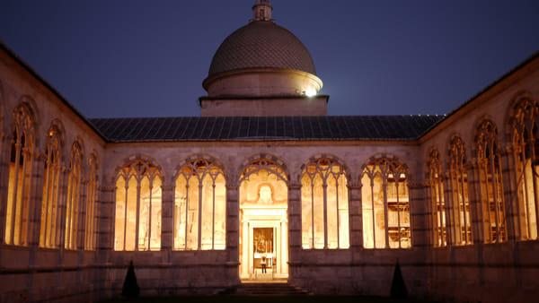 Visita guidata serale al Camposanto monumentale