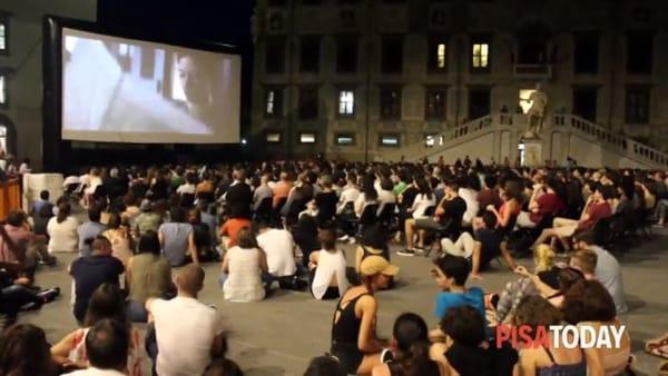 Cinema gratuito in Piazza dei Cavalieri