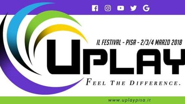 'Uplay': festival del fumetto a Pisa