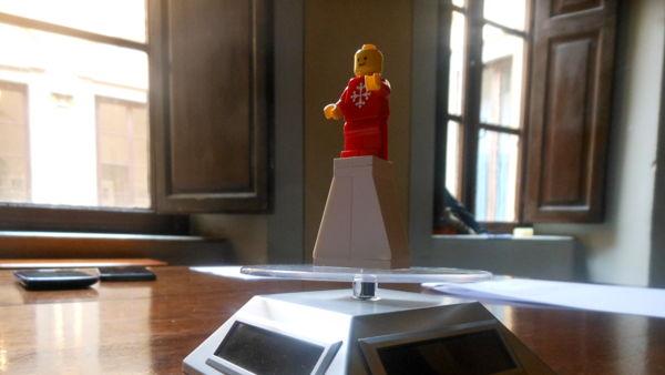 PisaBrickArt: invasione di Lego