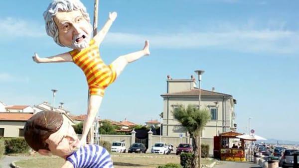 Carnevale estivo di Marina di Pisa