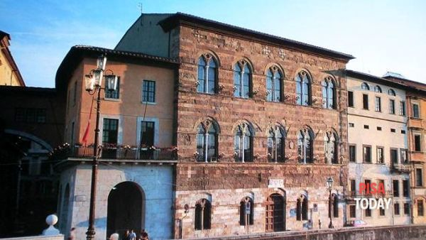 'I colori per la pace': mostra a Palazzo Gambacorti