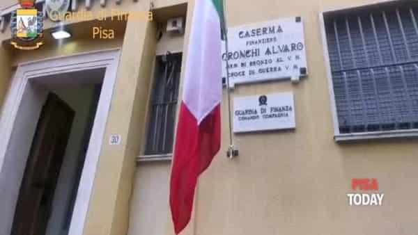 'Strada di Patto' dissestata: indagati tre dipendenti del Comune di Pontedera