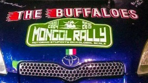 Mongol Rally 2015 all'Orsa Minore