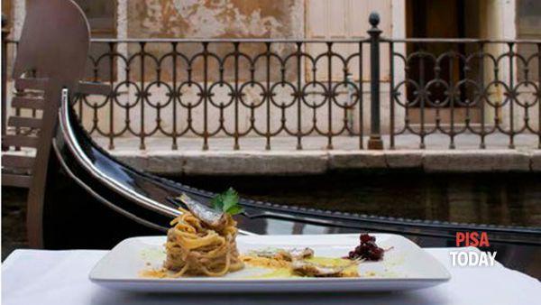 Menù veneziano e formaggi d'autore