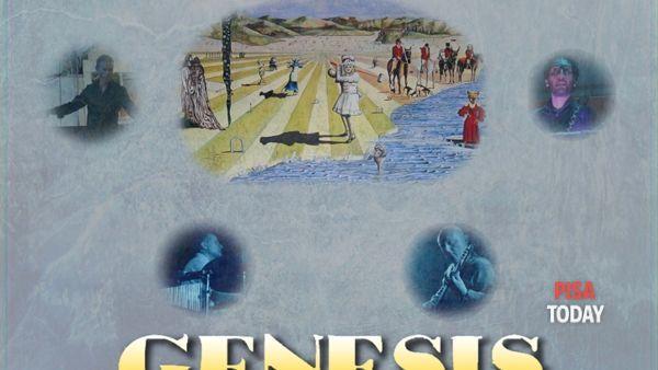 PROG 61 live al ROUTE 66 di Asciano - Tributo ai GENESIS