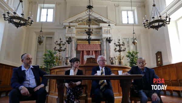Sinagoga e cimitero ebraico: via alle visite guidate