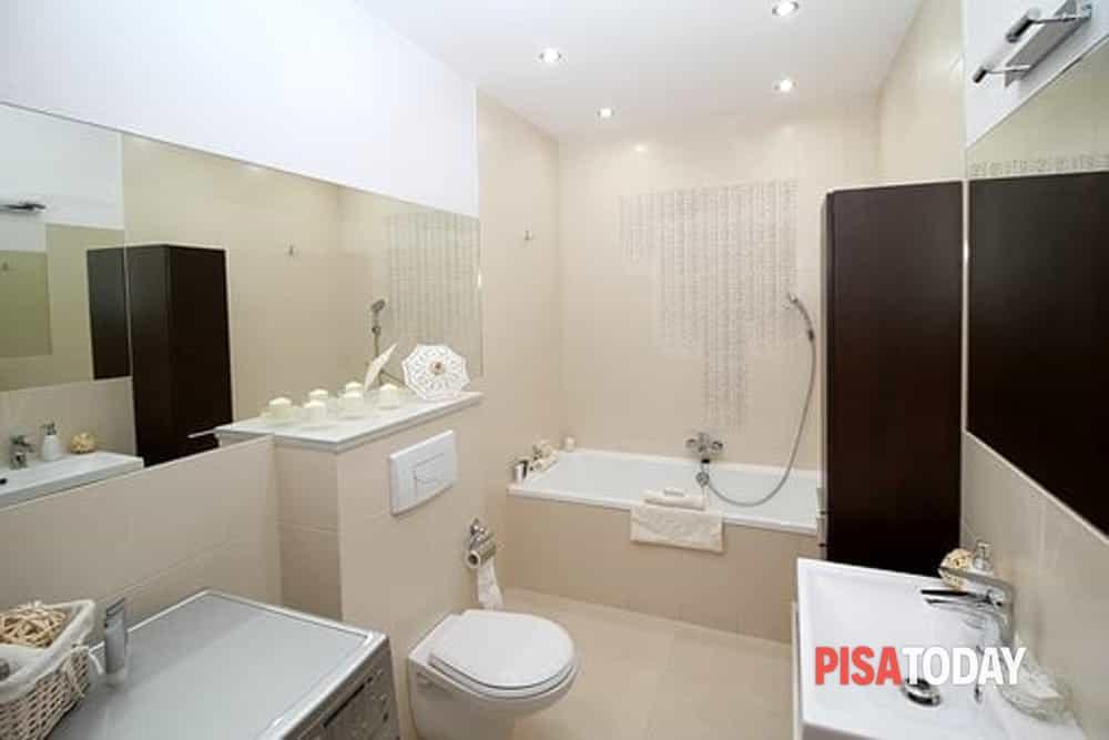 Bagno Di Casa Foto : Ristrutturare il bagno di casa consigli vantaggi ditte a pisa